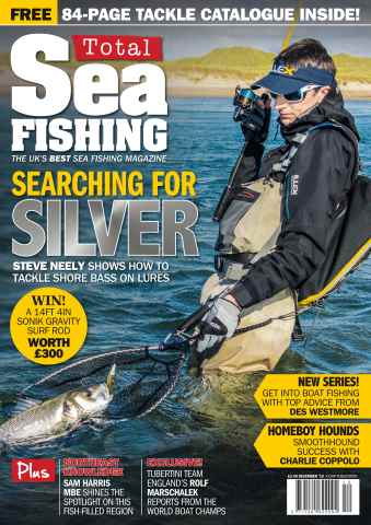 Total Sea Fishing Preview 1