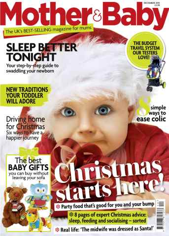 Mother & Baby issue December 2015