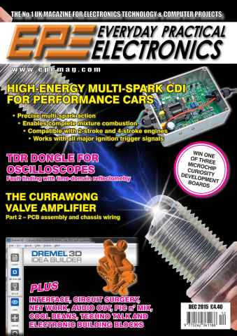 Everyday Practical Electronics issue Dec-15