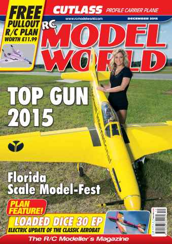 Radio Control Model World issue December 2015