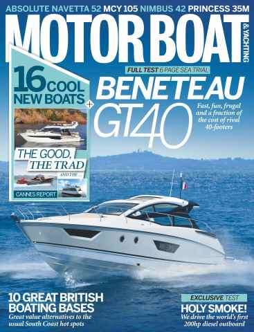 Motorboat & Yachting issue December 2015