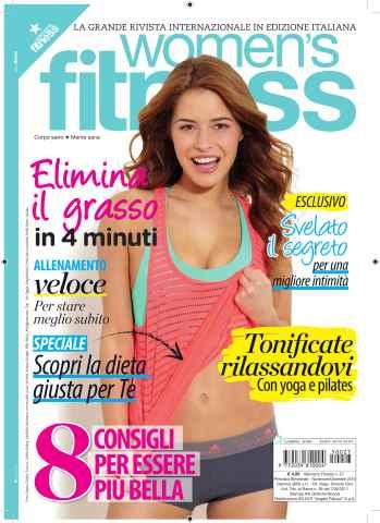 Womens Fitness Italia issue n.27