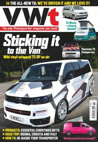 VWt Magazine issue Issue 36