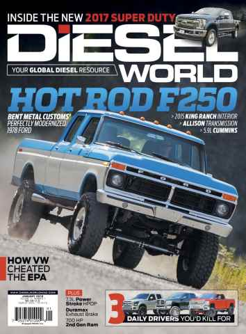 Diesel World issue January 2016