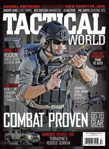 Tactical World issue Winter 2015