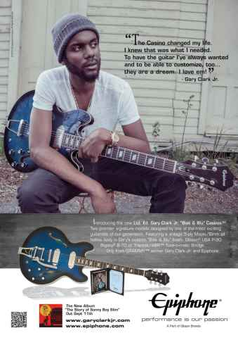 Guitar & Bass Magazine Preview 3