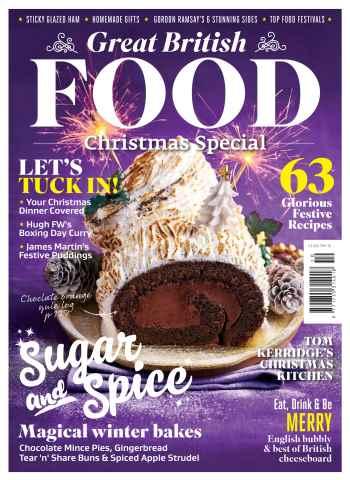 Great British Food issue Dec-15