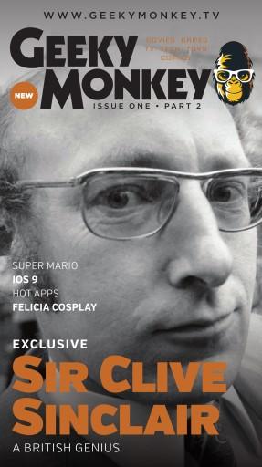 Geeky Monkey issue Geeky Monkey 001: Part 2