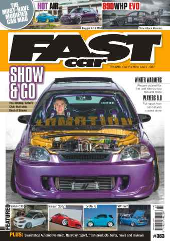Fast Car issue No. 363 Show & Go