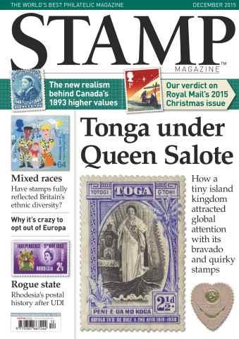 Stamp Magazine issue December