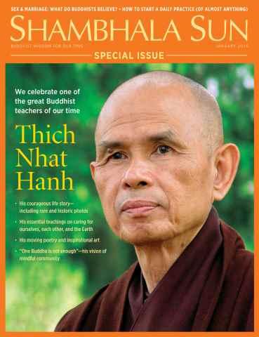 Shambhala Sun Magazine issue January 2016