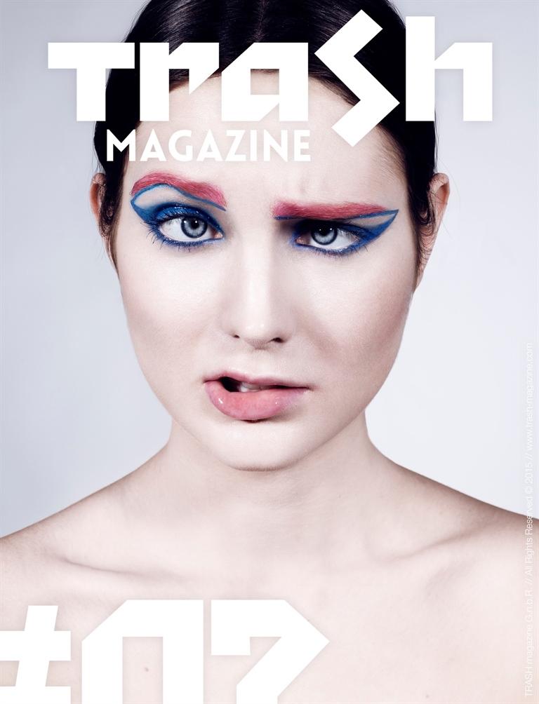 Trash Magazine issue Winter 2015