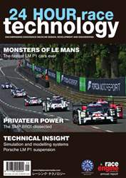 24 HOUR Race Technology issue Volume 9 - September 2015