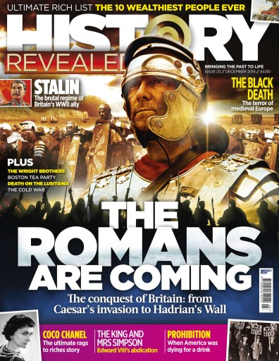 History Revealed issue December 2015