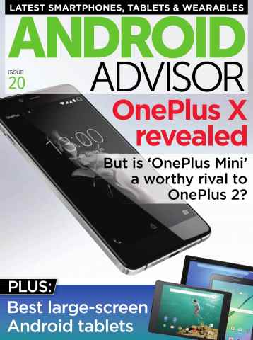 Android Advisor issue 20