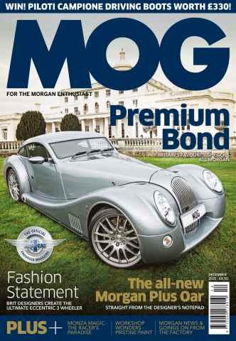 MOG Magazine issue Issue 45 - December 2015