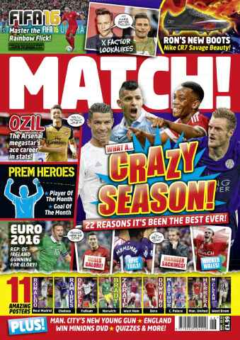 Match issue 10th November 2015
