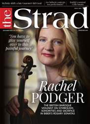 The Strad issue December 2015