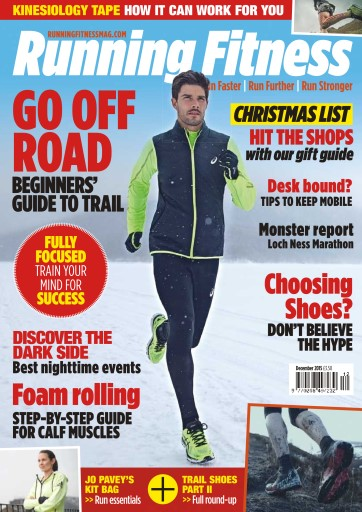 Running Fitness issue No. 184 Go Off Road