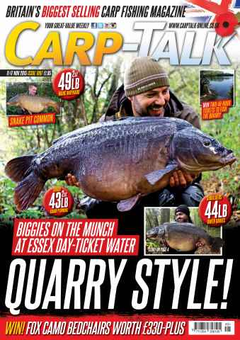 Carp-Talk issue 1097