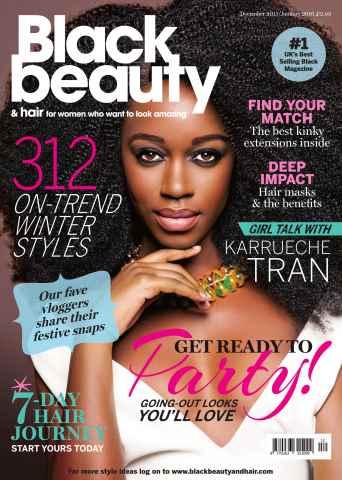 Black Beauty & Hair – the UK's No. 1 black magazine issue December/January 2015/16