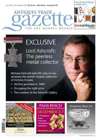 Antiques Trade Gazette issue 2216