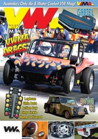 VW Magazine Australia issue VW Magazine Australia Issue#48