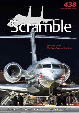 Scramble Magazine issue 438 - November 2015