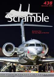 Scramble Magazine issue 438 - November 2015