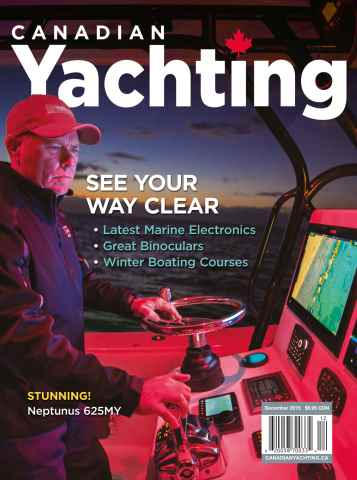 Canadian Yachting issue December 2015