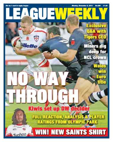 League Weekly issue 08/11/2015
