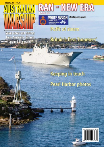 Australian Warship issue 90