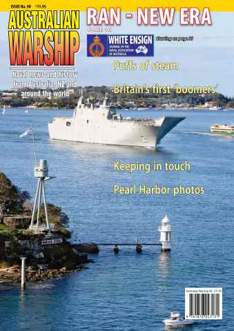 Australian Warship issue 90