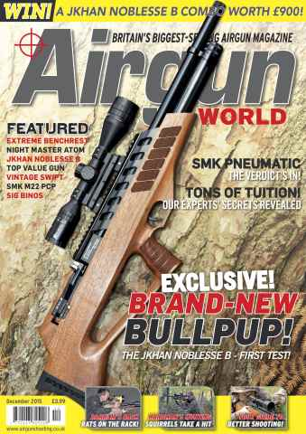 Airgun World issue December 2015