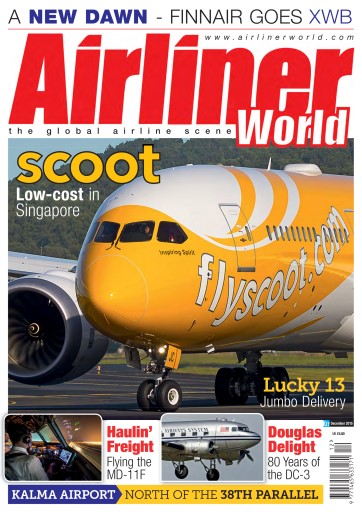 Airliner World issue December 2015