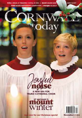 Cornwall Today issue December 2015 issue
