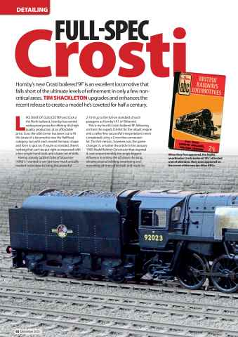 Hornby Magazine Preview 62