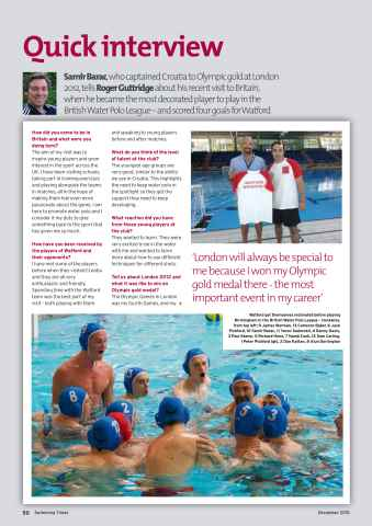 Swimming Times Preview 52