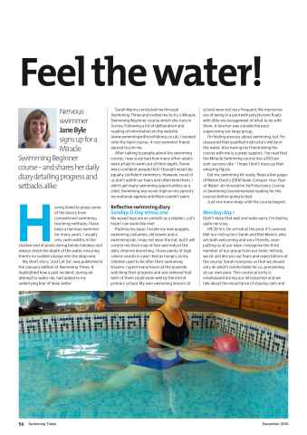 Swimming Times Preview 58