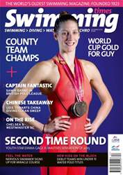Swimming Times issue December 15