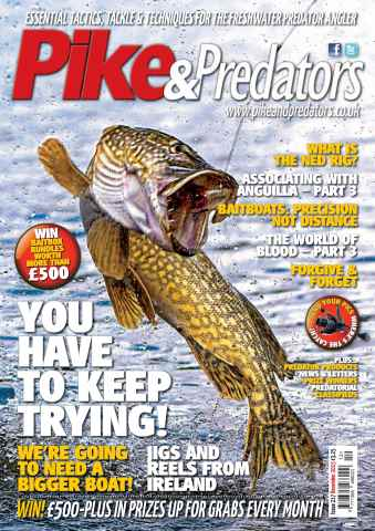 Pike & Predators issue 217