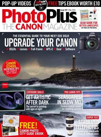 PhotoPlus issue December 2015