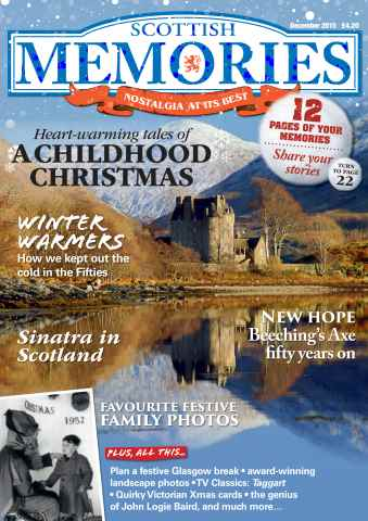 Scottish Memories issue December 2015