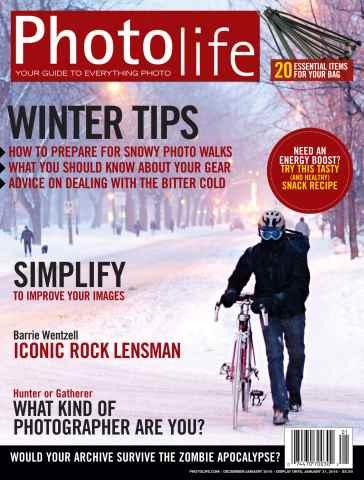 Photo Life issue Photo Life December / January 2016