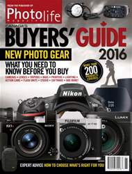 Photo Life Buyers' Guide 2016 issue Photo Life Buyers' Guide 2016