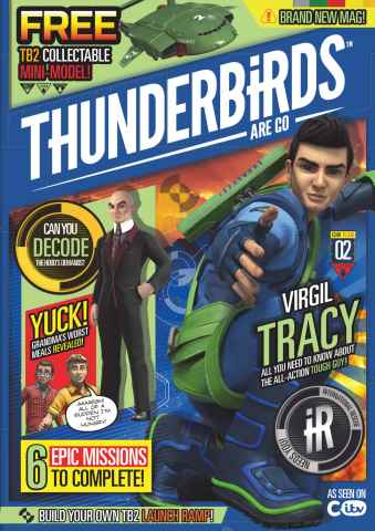 Thunderbirds Are Go issue Issue 2