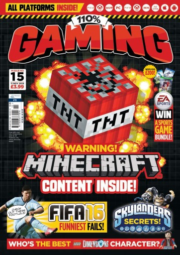 110% Gaming issue Issue 15