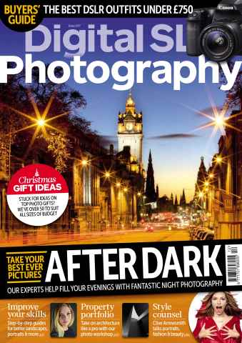 Digital SLR Photography issue December 2015
