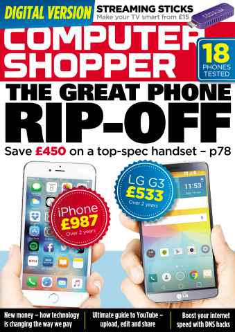 Computer Shopper issue January 2016