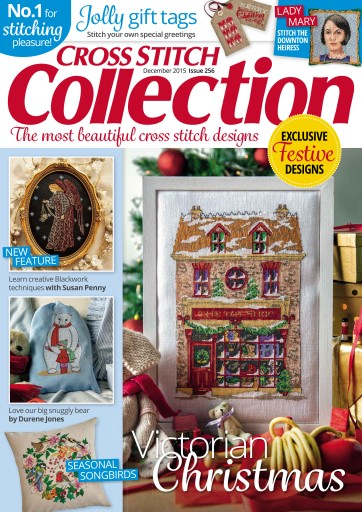 Cross Stitch Collection issue December 2015